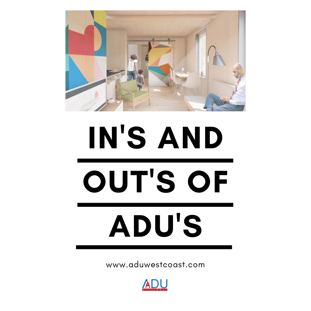 in's and out's of adu's, adu info